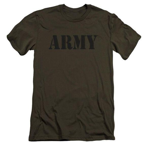 Army Army Premuim Canvas Adult Slim Fit Military