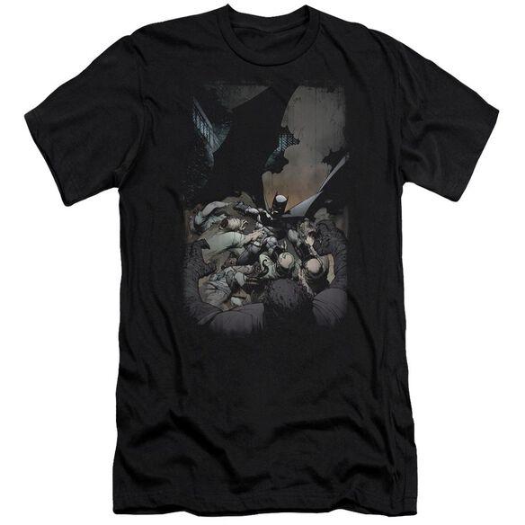 Batman Batman #1 Short Sleeve Adult T-Shirt