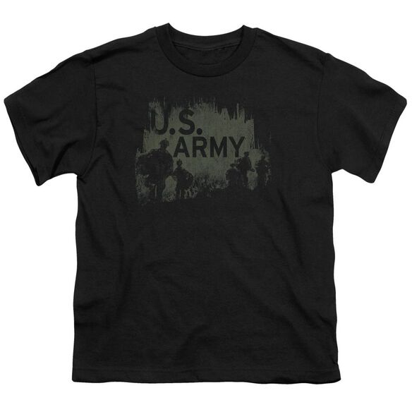 Army Soldiers Short Sleeve Youth T-Shirt