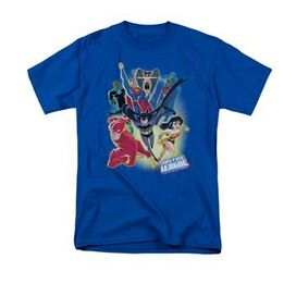 Justice League Unlimited T-Shirt