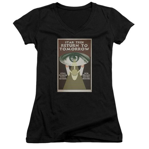 Star Trek Tos Episode 49 Junior V Neck T-Shirt