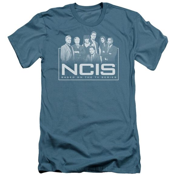 Ncis The Gangs All Here Short Sleeve Adult T-Shirt