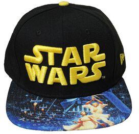 Star Wars Episode IV Snapback Hat