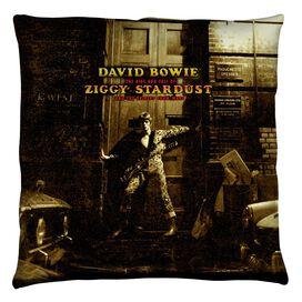 David Bowie Ziggy Stardust Alternate Art Throw