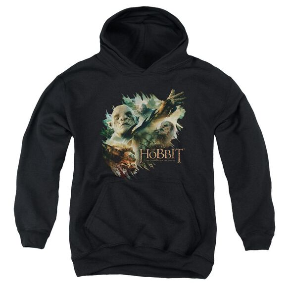 Hobbit Baddies Youth Pull Over Hoodie