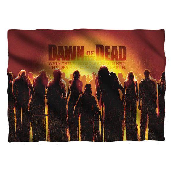Dawn Of The Dead Dead Poly 20 X28 Pillow Case