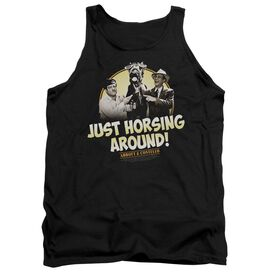 Abbott & Costello Horsing Around Adult Tank