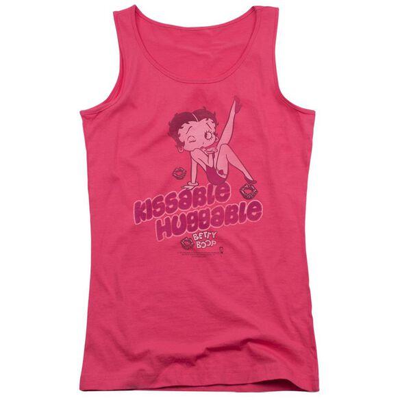 Betty Boop Kissable Huggable Juniors Tank Top Hot