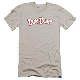 Dum Dums Logo Premuim Canvas Adult Slim Fit