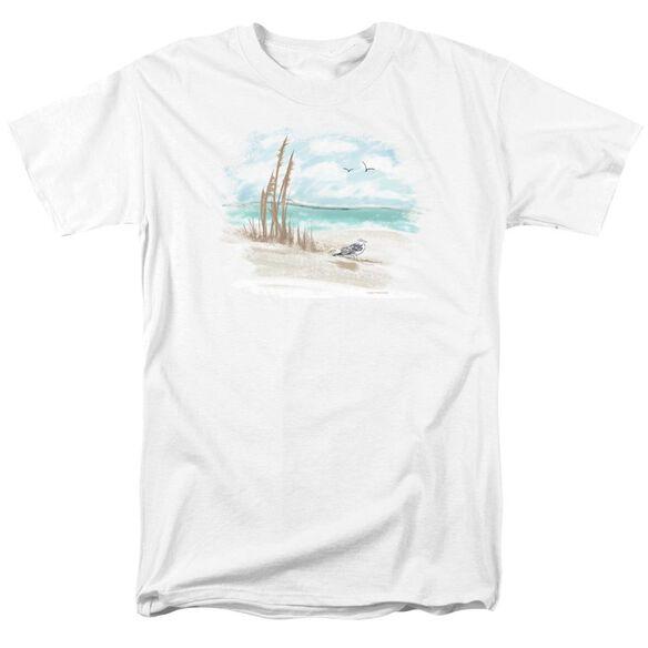 SEAGULLS - ADULT 18/1 - WHITE T-Shirt