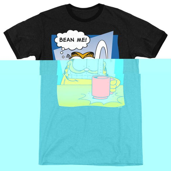 Garfield Bean Me - Adult Heather Ringer