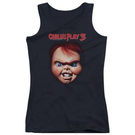 Childs Play 3 Chucky Juniors Tank Top