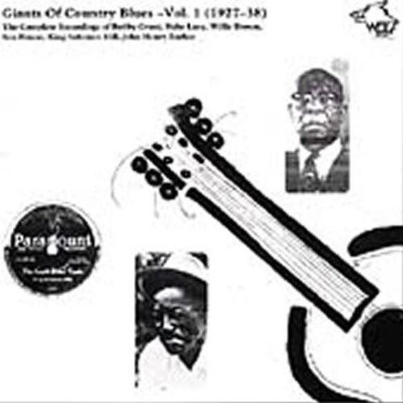 Giants Of Country Blues 1 / Various