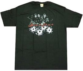 Scarface Bullet Holes T-Shirt