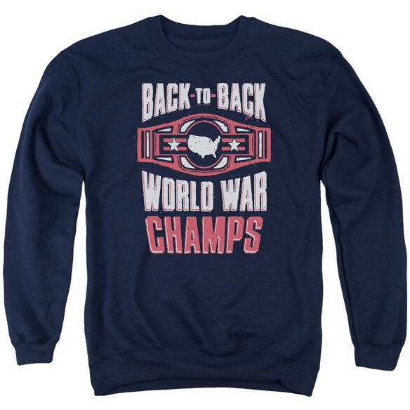 Ww Champs Adult Crewneck Sweatshirt