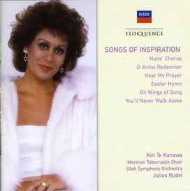 Kiri Te Kanawa - Songs of Inspiration