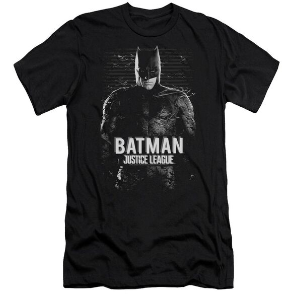 Justice League Movie Batman Short Sleeve Adult T-Shirt