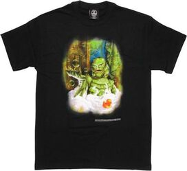 Creature from the Black Lagoon Bubble Bath T-Shirt