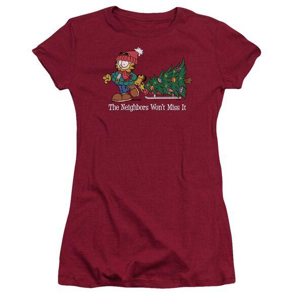 GARFIELD WONT MISS IT-S/S T-Shirt