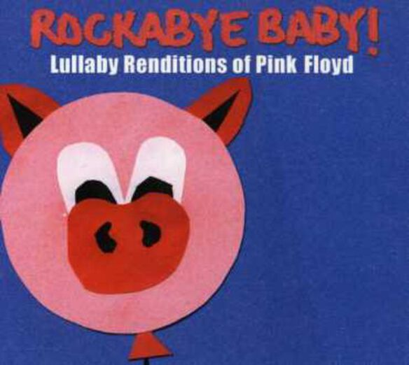 Steven Charles Boone - Lullaby Renditions Of Pink Floyd