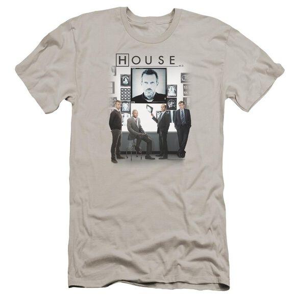 House The Cast Premuim Canvas Adult Slim Fit