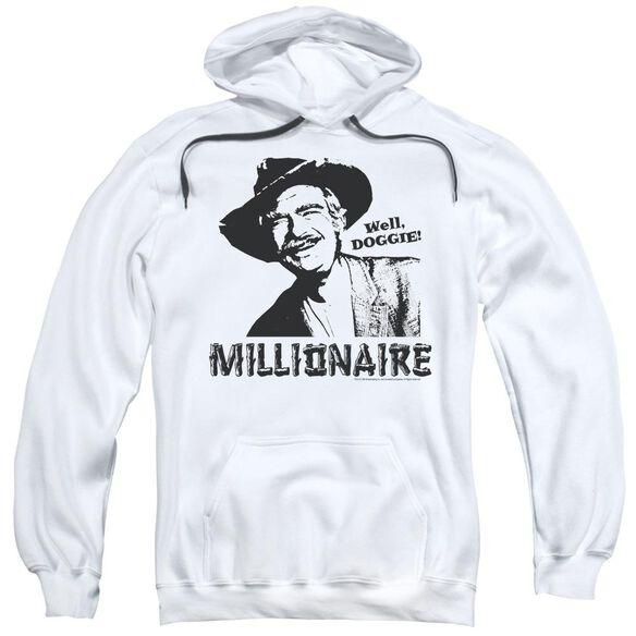 Beverly Hillbillies Millionaire Adult Pull Over Hoodie