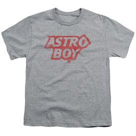 Astro Boy Logo Short Sleeve Youth Athletic T-Shirt