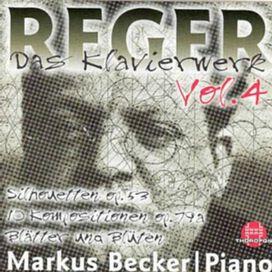 Markus Becker - Piano Works 4