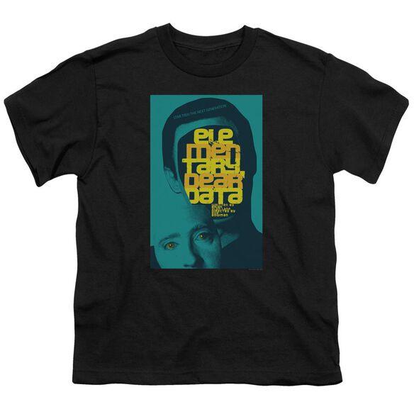 Star Trek Tng Season 2 Episode 3 Short Sleeve Youth T-Shirt