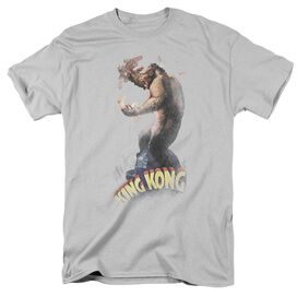 King Kong Last Stand Short Sleeve Adult T-Shirt