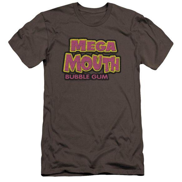 Dubble Bubble Mega Mouth-premuim Canvas Adult Slim