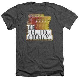 Six Million Dollar Man Run Fast - Adult Heather