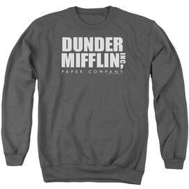 The Office Dunder Mifflin Adult Crewneck Sweatshirt