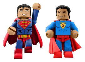 DC COMICS 80TH ANN SUPERMAN VINIMATE SDCC 2018