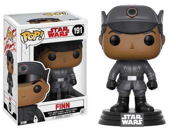 Funko Pop! Star Wars: EP8 - Finn