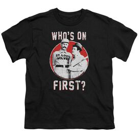 Abbott & Costello First Short Sleeve Youth T-Shirt