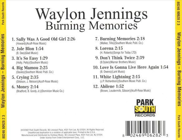 Burning Memories 0402