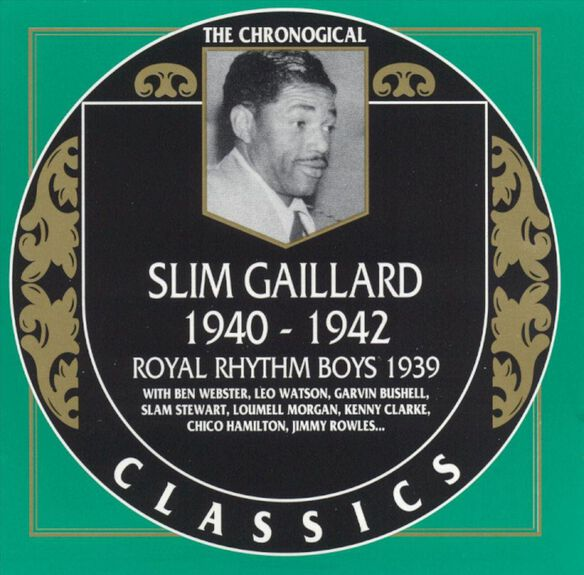 Gaillard,Slim 0494