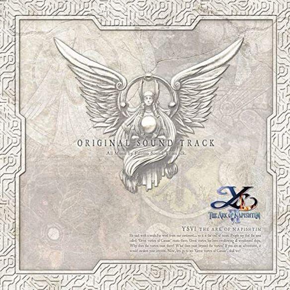Falcom Sound Team Jdk - Ys VI: The Ark of Napishtim The Ark of Napishtim Original Soundtrack