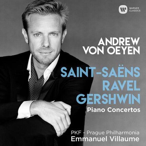 Saint Saens / Ravel / Gershwin
