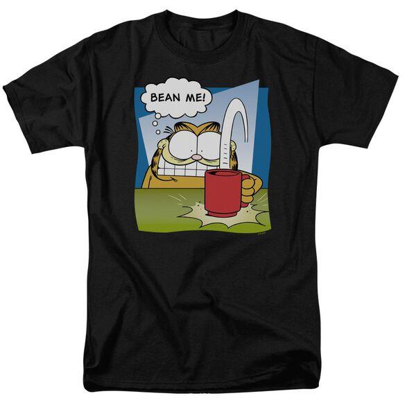 Garfield Bean Me Short Sleeve Adult T-Shirt