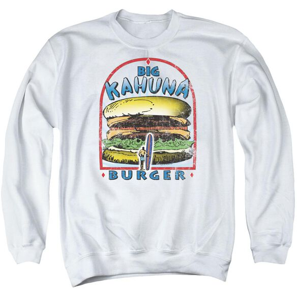 Pulp Fiction Big Kahuna Burger Adult Crewneck Sweatshirt