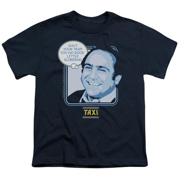 Taxi Shut Your Trap Short Sleeve Youth T-Shirt