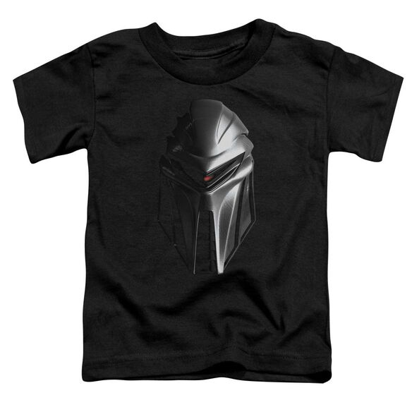 Bsg Cylon Head Short Sleeve Toddler Tee Black T-Shirt