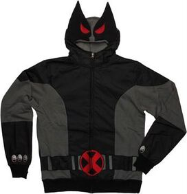 Wolverine X Force Costume Hoodie