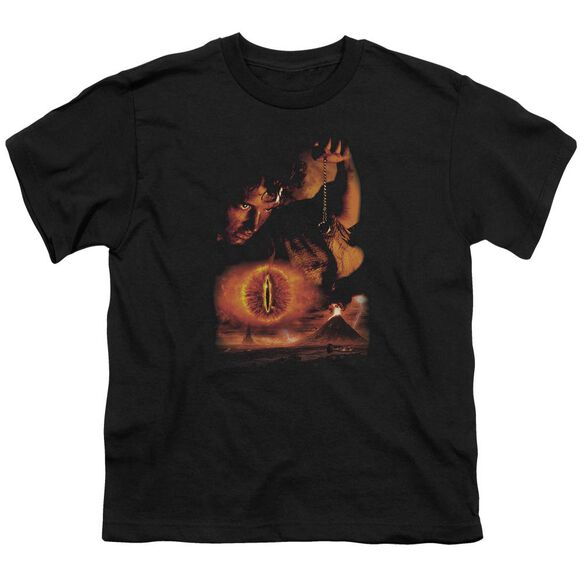 Lor Destroy The Ring Short Sleeve Youth T-Shirt
