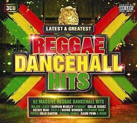 Various Artists - Latest & Greatest Reggae Dancehall Hits