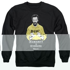 House Humanity - Adult Crewneck Sweatshirt - Black