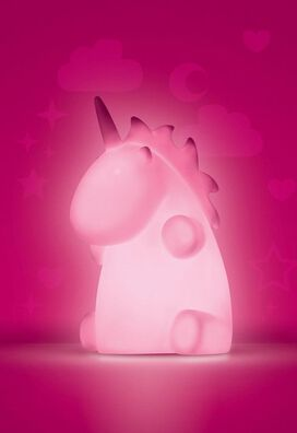 Mini Unicorn Color Changing LED Mood Light