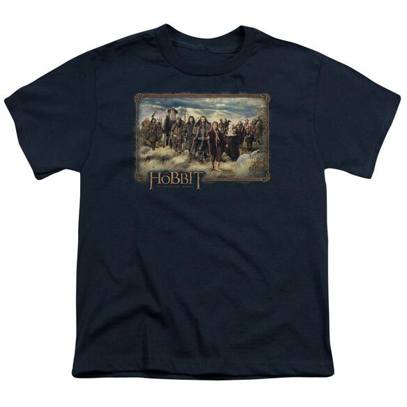 The Hobbit Hobbit & Company Short Sleeve Youth T-Shirt